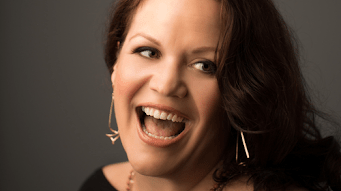 Tanya Geisler laughing headshot