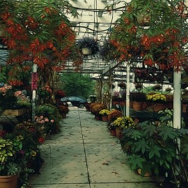 Eckert's Greenhouse