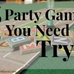 These party games are must try! So fun!