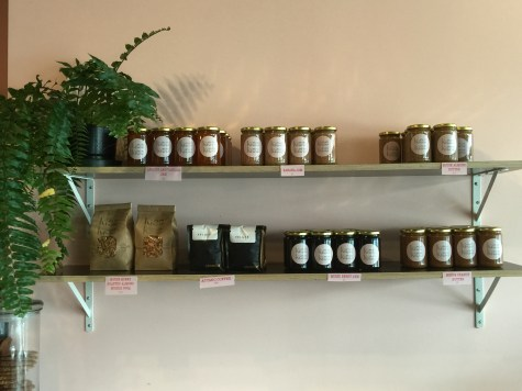 Jams, Butters and Muesli for Sale