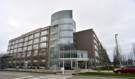 The Cleveland Clinic is a major employer in town