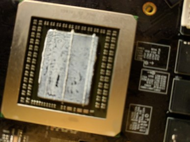 Changing thermal compound on Gigabyte R9 390 - thespecter net