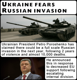 Russia plans to invade Ukraine