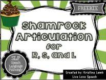 shamrock articulation for r s l
