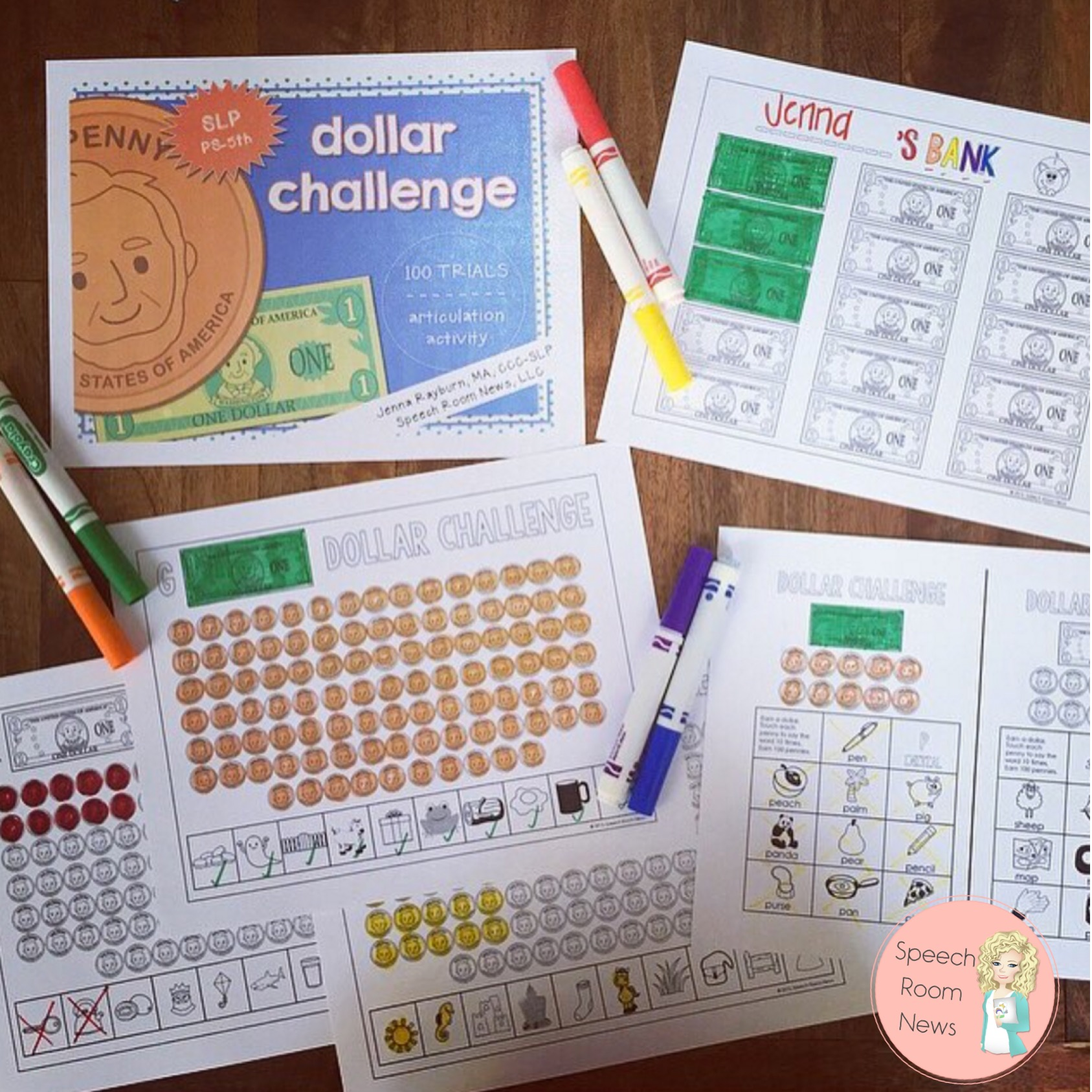 I Can Count My Speech Words Student Data Collection In Preschoolers