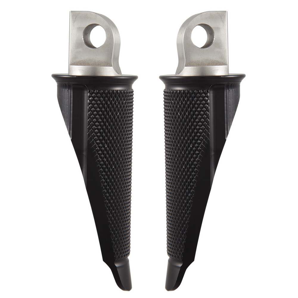 SPEED PEGS - FOR ALL HD MODELS BLACK ANODIZED