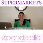 Times Supermarkets Savings Guide