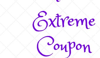 Coupon 101 – How to Start Extreme Couponing