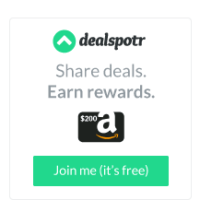 DealSpotR - Share Deals to Earn Gift Cards