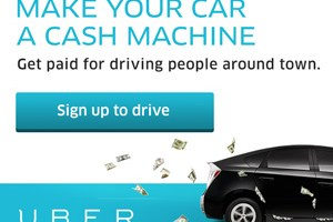 Uber – Make Cash Driving your Car & Lyft Promo Codes for Rides