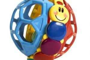Baby Einstein Bendy Ball $4.86 + FREE Shipping