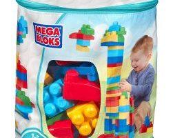Mega Bloks 80 Piece Big Building Bag $6.85 Shipped!