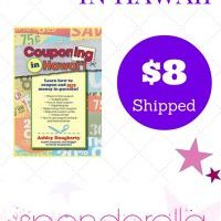 Couponing in Hawaii Book Sale – $8 Shipped