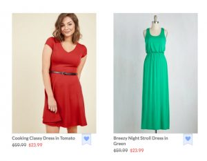 ModCloth Labor Day Sale