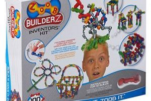 ZOOB BuilderZ Inventor's Kit $11.05 (Regular $32.00)