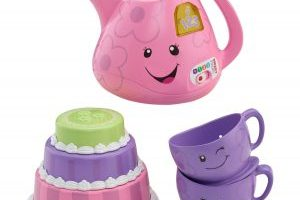 Fisher-Price Laugh & Learn Smart Stages Tea Set $11.81 (Regular $17.99)