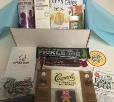 Daily Goodie Box Review + Sign up for a FREE Snack Box