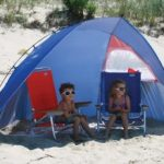 Rio Beach Portable Sun Shelter $15.71 (Regular $39.99)