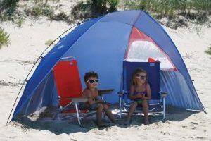 Rio Beach Portable Sun Shelter $15.71 (Regular $39.99)