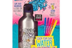 Create Your Own Décor Water Bottle $7.97 (Regular $12.99)