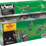 K'NEX 70 Model Building Set – 705 Pieces $16.88 (Regular $39.99)