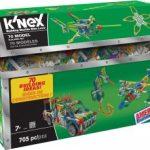K'NEX 70 Model Building Set – 705 Pieces $16.88 (Regular $39.99)