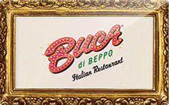 $20 Buca di Beppo Gift Card for $11.23