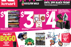 Kmart Black Friday Ad Preview
