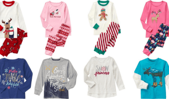 Gymboree Cyber Monday 50-80% Off Sitewide + Promo Code