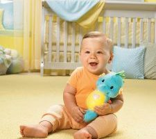 Fisher-Price Soothe and Glow Seahorse $9.57 (Regular $15.99)