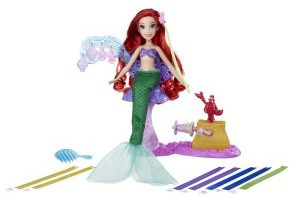 Disney Princess Ariel's Royal Ribbon Salon $10.93 (Regular $29.99)