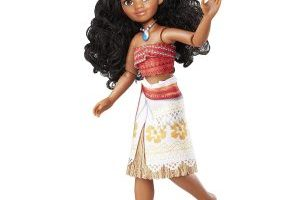 Disney Moana of Oceania Adventure Doll $10.75 (Regular $14.99)