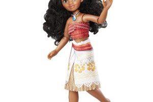 Disney Moana of Oceania Adventure Doll $10.75 (Regular $14.99)
