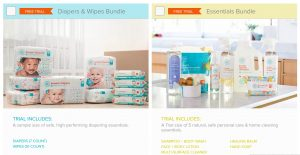 The Honest Company – FREE Trial Bundles