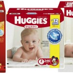 Amazon – Up to 40% Off Huggies Diapers & Wipes = Diapers as low as $.07 each!