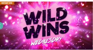 Wild Wins Wednesday – Shop You Way Rewards Sweepstakes