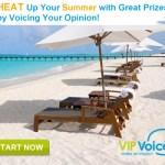 NPD VIP Voice – Survey Site to Earn Prizes!!
