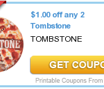 $1/2 Tombstone Coupon