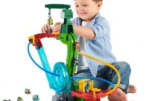 Fisher-Price Thomas & Friends MINIS Motorized Raceway $20.00 (Regular $34.99)