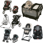 Amazon Graco Sale – Car Seats, Strollers, High Chairs, Playards, Swings & More (Today ONLY)