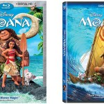 Kmart – Disney Moana DVD $7.81