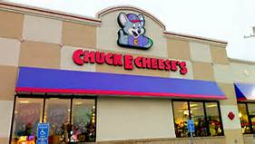 $15 Chuck E. Cheese eGift Card for $10 + Black Friday in March Deals