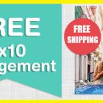 Snapfish – FREE 8×10 Photo Print Shipped!