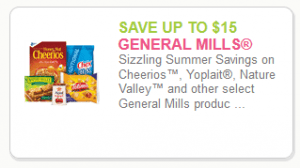 $1.50 Glad Trash Bags + P&G & General Mills Coupons