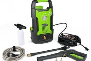 GreenWorks Electric Pressure Washer $61.19 (Regular $99.00)