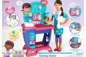 Doc McStuffins Pet Vet Checkup Center $29.87 (Regular $64.99)