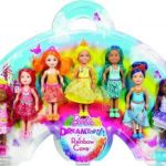 Barbie Dreamtopia Rainbow Cove 7 Doll Gift Set $19.87 (Regular $44.99)