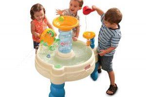 Little Tikes Spiralin' Seas Water Play Table $26.91 (Regular $54.99) – Lowest Price!