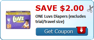 New Printable Coupons – Coleman Coolers, Luvs Diapers, Keebler & More