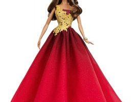 Barbie Holiday Doll $9.51 (Regular $39.99)